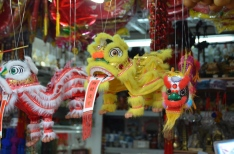 Cartierul chinezesc / China Town. Singapore. Foto: ©Slowaholic