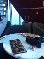 Ferryboat: Tallinn to Helsinki.
